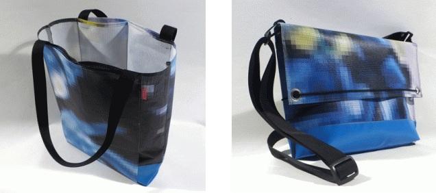 Recyclede tassen