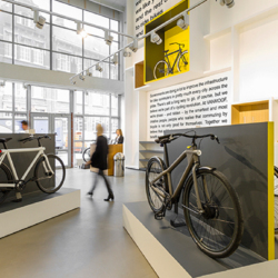 VanMoof Storedressing